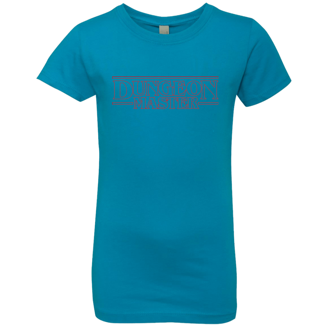 T-Shirts Turquoise / YXS Dungeon Master Girls Premium T-Shirt