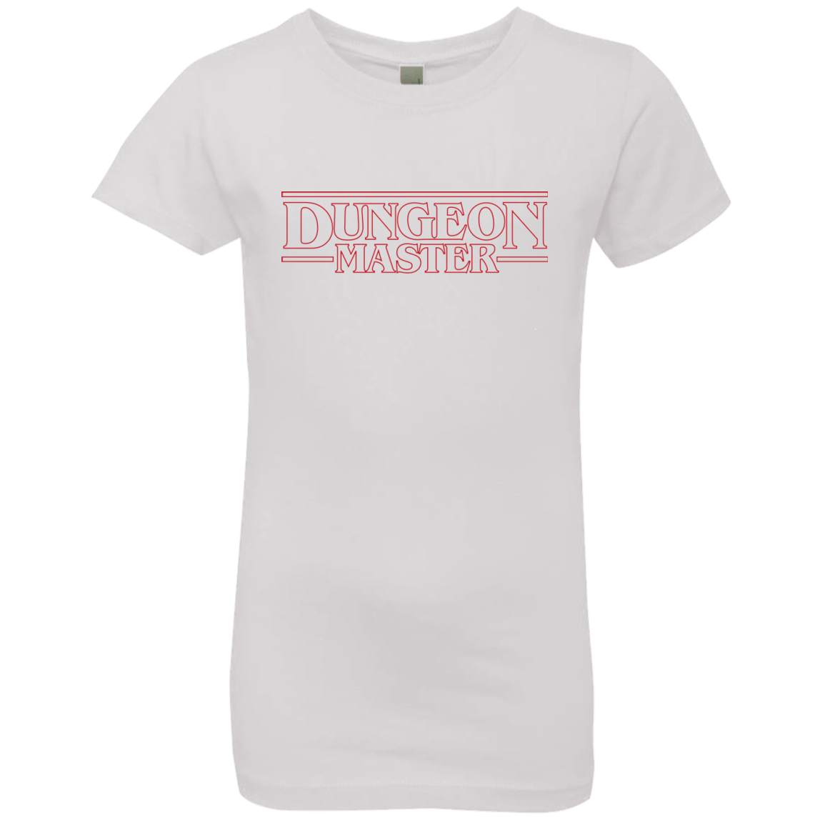 T-Shirts White / YXS Dungeon Master Girls Premium T-Shirt