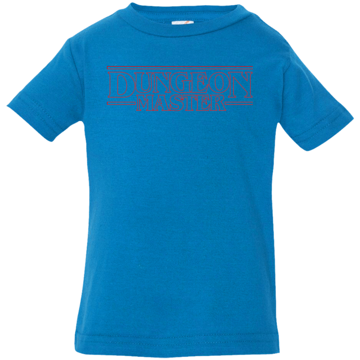 T-Shirts Cobalt / 6 Months Dungeon Master Infant PremiumT-Shirt