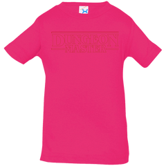 T-Shirts Hot Pink / 6 Months Dungeon Master Infant PremiumT-Shirt
