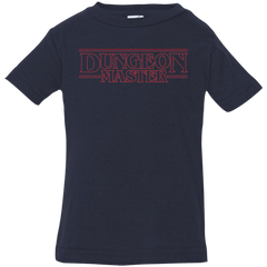 T-Shirts Navy / 6 Months Dungeon Master Infant PremiumT-Shirt