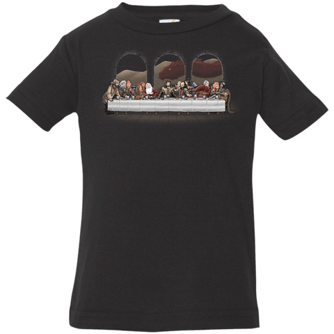 Dwarf Dinner Infant Premium T-Shirt