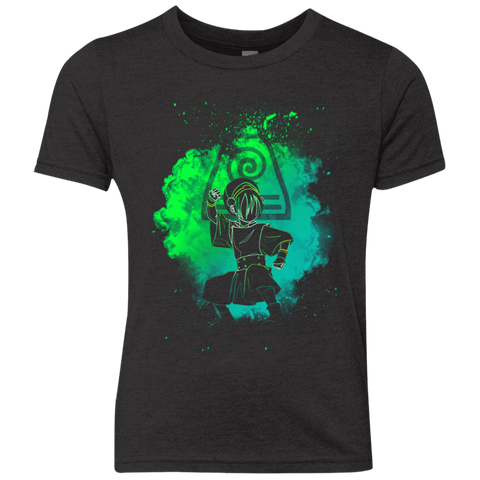 Earth Bender Soul Youth Triblend T-Shirt