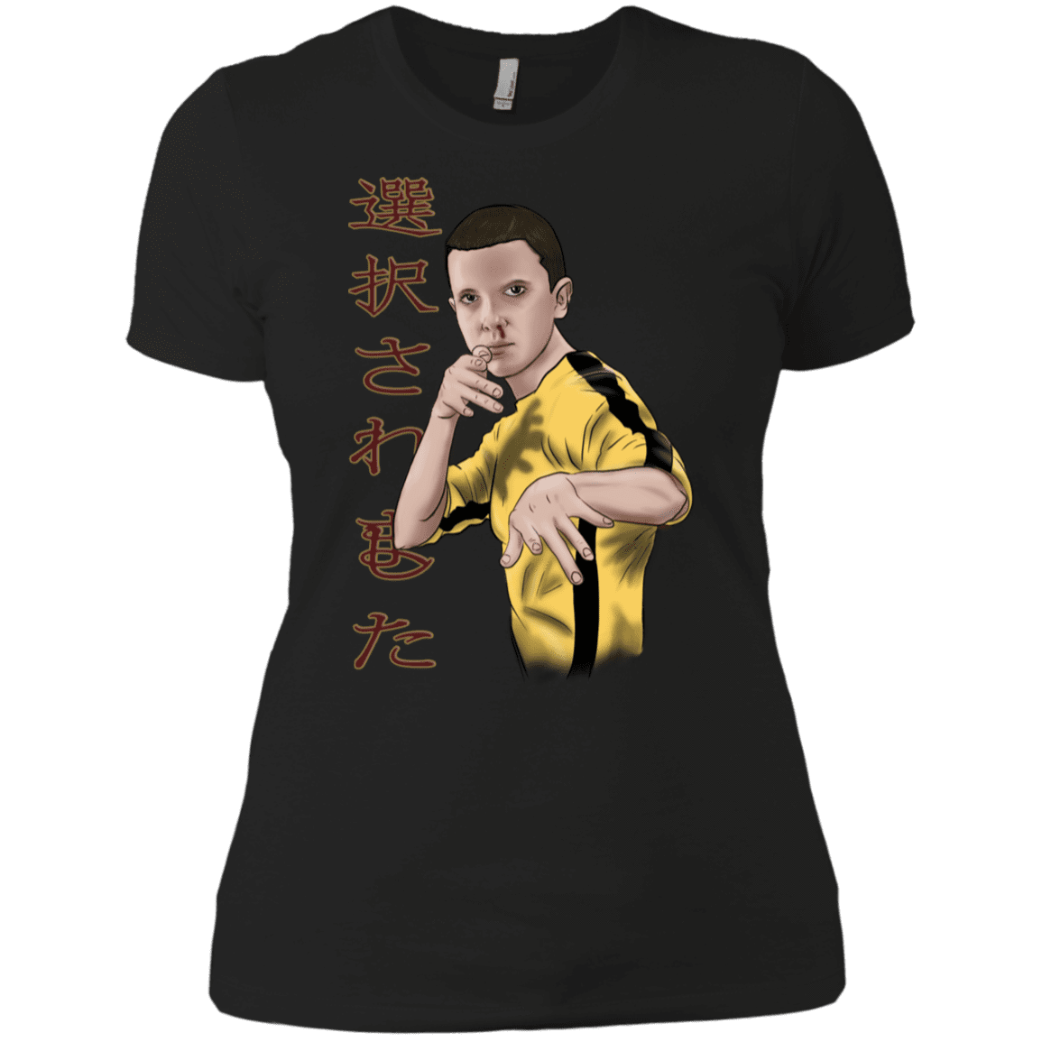 T-Shirts Black / X-Small ELEEven Women's Premium T-Shirt
