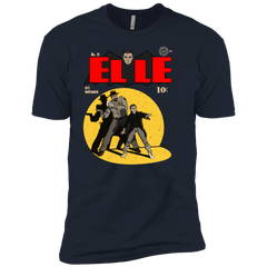 T-Shirts Midnight Navy / YXS Elle N11 Boys Premium T-Shirt