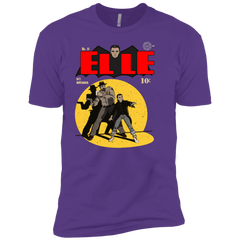 T-Shirts Purple Rush / YXS Elle N11 Boys Premium T-Shirt