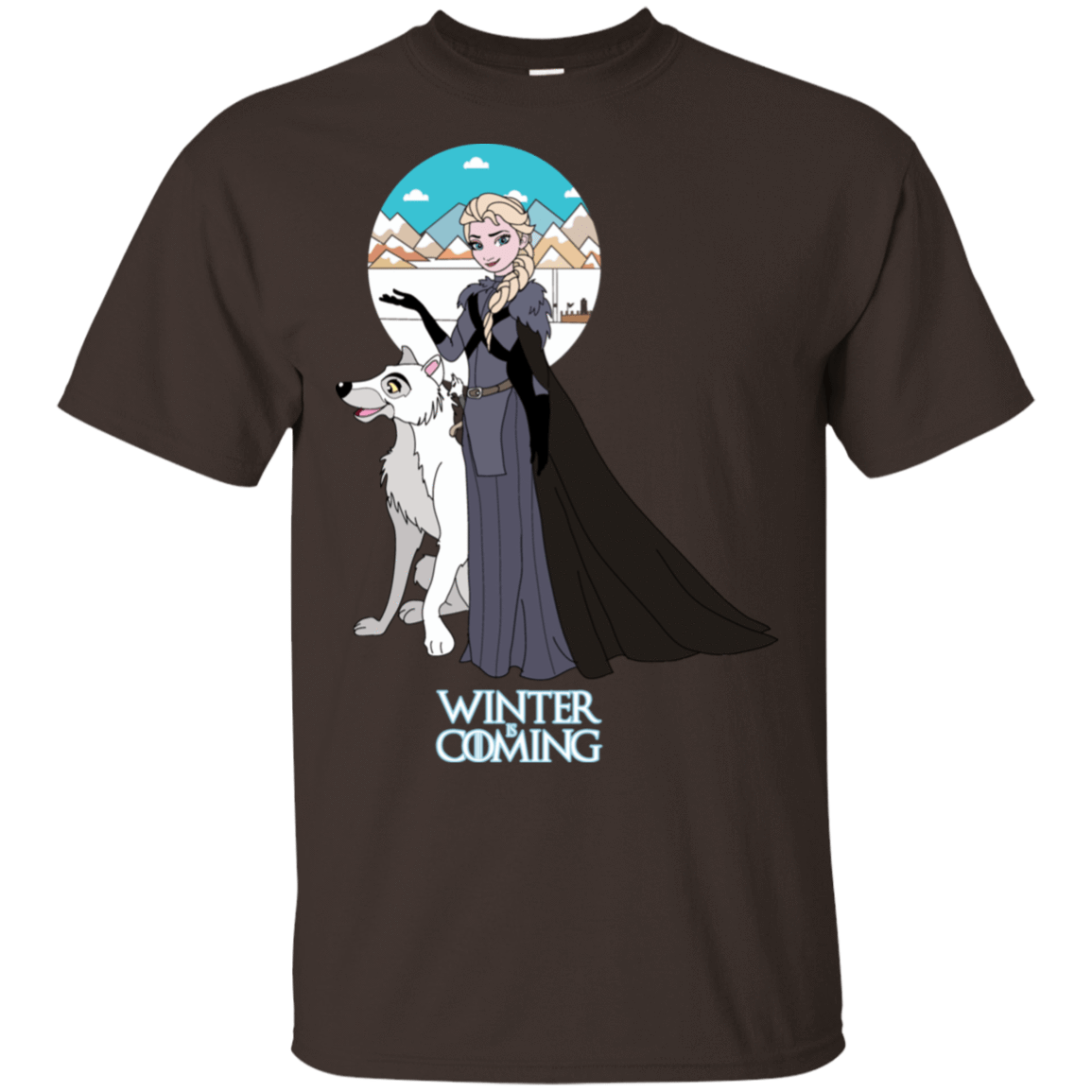 Elsa is Coming T-Shirt