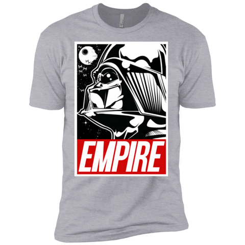 T-Shirts Heather Grey / X-Small EMPIRE Men's Premium T-Shirt