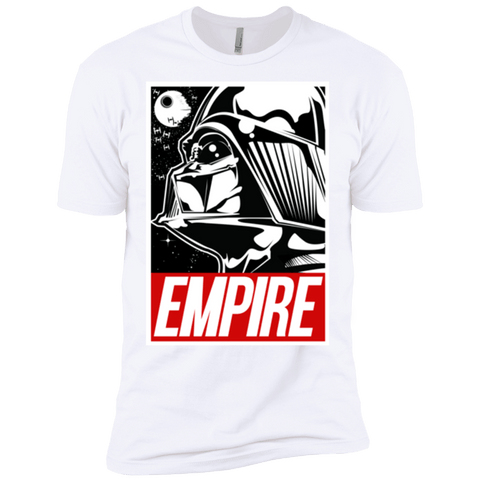 T-Shirts White / X-Small EMPIRE Men's Premium T-Shirt