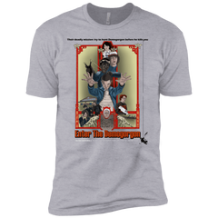 T-Shirts Heather Grey / YXS Enter the Dragon Boys Premium T-Shirt