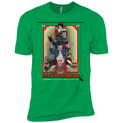 T-Shirts Kelly Green / YXS Enter the Dragon Boys Premium T-Shirt
