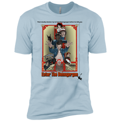 T-Shirts Light Blue / YXS Enter the Dragon Boys Premium T-Shirt