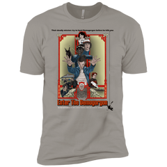 T-Shirts Light Grey / YXS Enter the Dragon Boys Premium T-Shirt