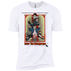 T-Shirts White / YXS Enter the Dragon Boys Premium T-Shirt