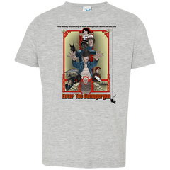 T-Shirts Heather Grey / 2T Enter the Dragon Toddler Premium T-Shirt
