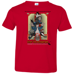 T-Shirts Red / 2T Enter the Dragon Toddler Premium T-Shirt
