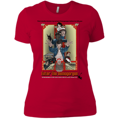 T-Shirts Red / X-Small Enter the Dragon Women's Premium T-Shirt