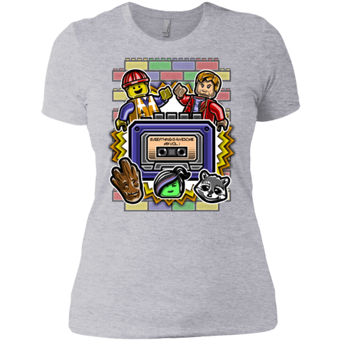 Everything is awesome mix Women's Premium T-Shirt