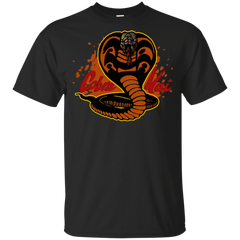 T-Shirts Black / YXS Familiar Reptile Youth T-Shirt