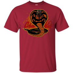 T-Shirts Cardinal / YXS Familiar Reptile Youth T-Shirt