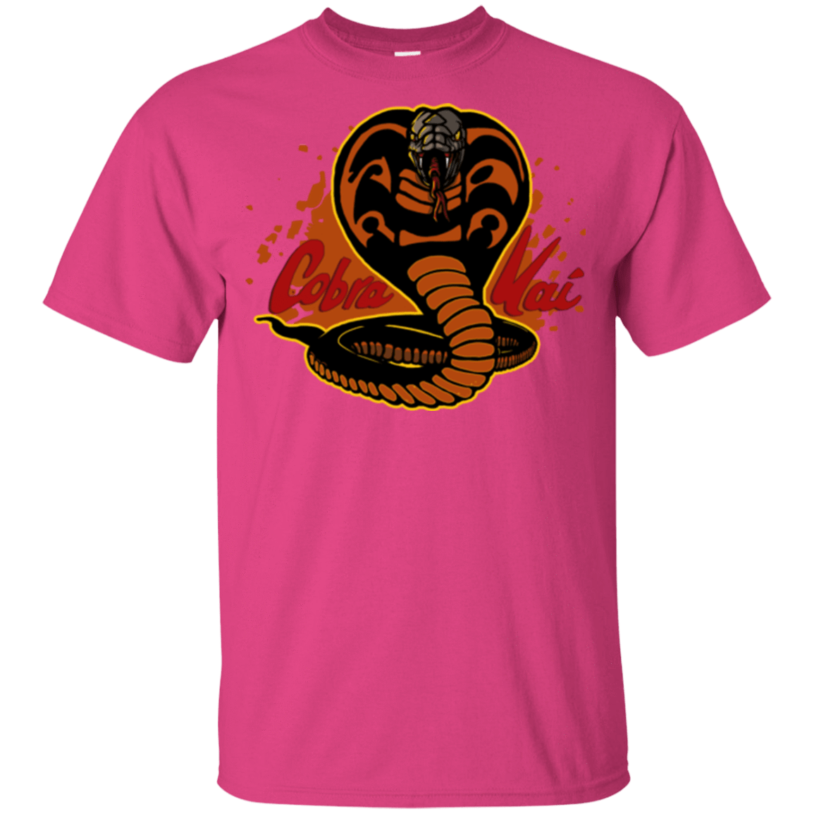 T-Shirts Heliconia / YXS Familiar Reptile Youth T-Shirt