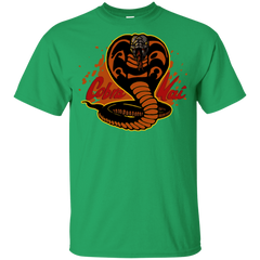 T-Shirts Irish Green / YXS Familiar Reptile Youth T-Shirt