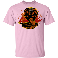 T-Shirts Light Pink / YXS Familiar Reptile Youth T-Shirt