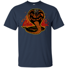 T-Shirts Navy / YXS Familiar Reptile Youth T-Shirt