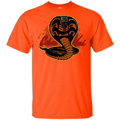 T-Shirts Orange / YXS Familiar Reptile Youth T-Shirt
