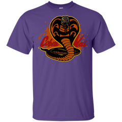 T-Shirts Purple / YXS Familiar Reptile Youth T-Shirt