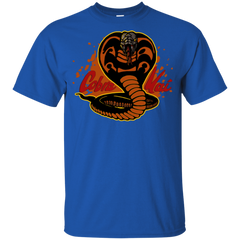 T-Shirts Royal / YXS Familiar Reptile Youth T-Shirt