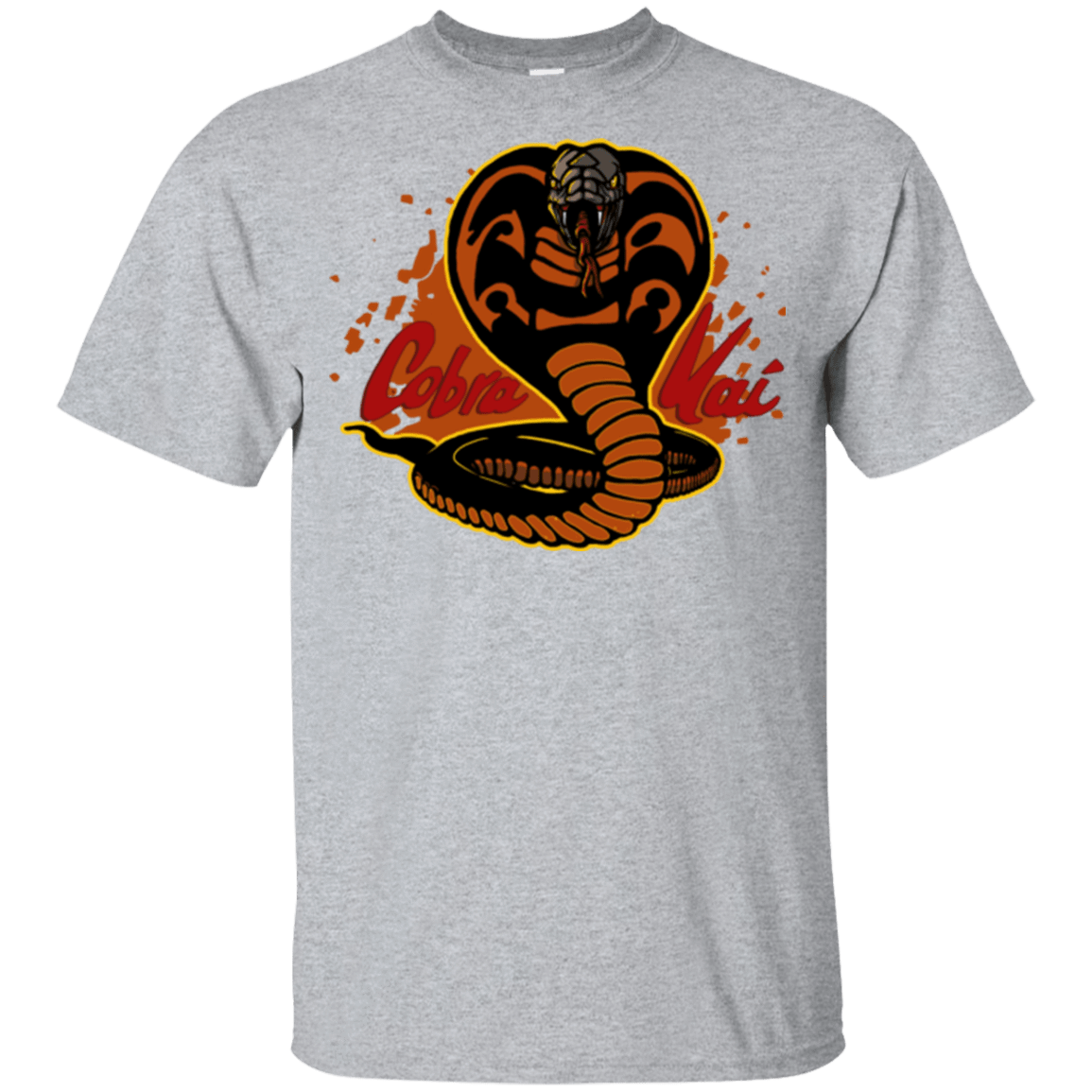 T-Shirts Sport Grey / YXS Familiar Reptile Youth T-Shirt