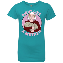 Fight Like a Mother Girls Premium T-Shirt