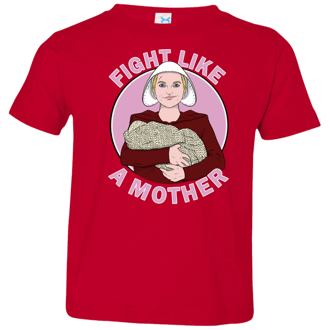 Fight Like a Mother Toddler Premium T-Shirt