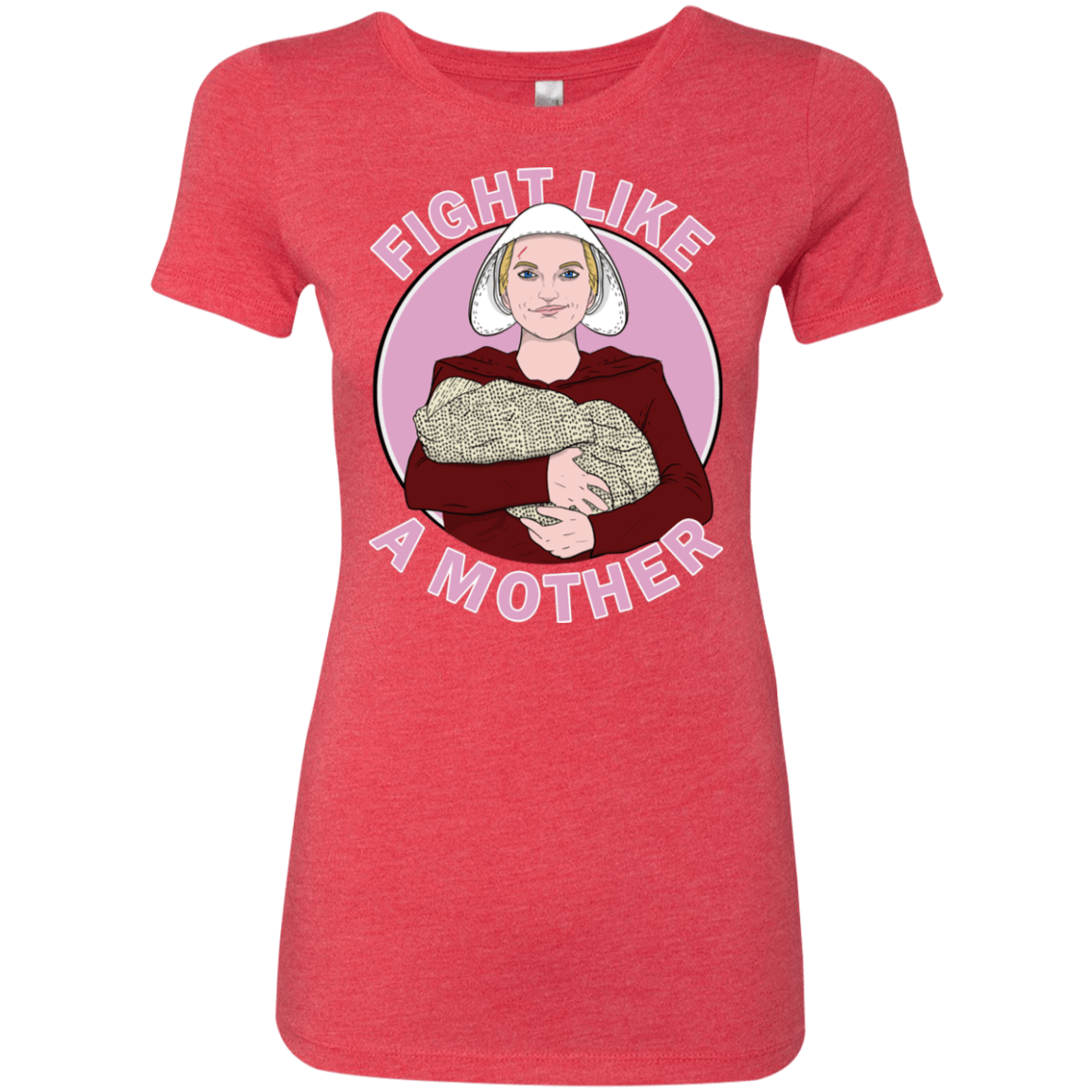 Fight Like a Mother Women's Triblend T-Shirt