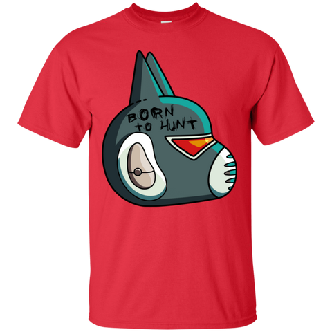 Final Space Avocato Born To Hunt T-Shirt