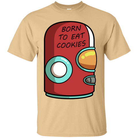 Final Space Gary Born To Eat Cookies T-Shirt