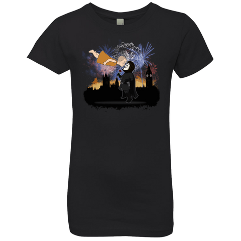 Fireworks Girls Premium T-Shirt