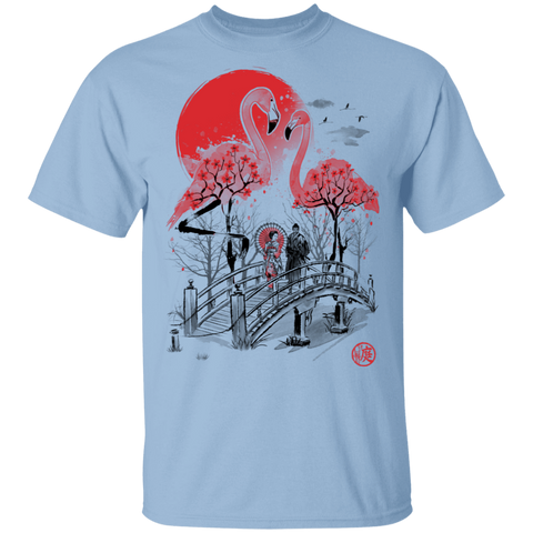 Flamingo Garden T-Shirt