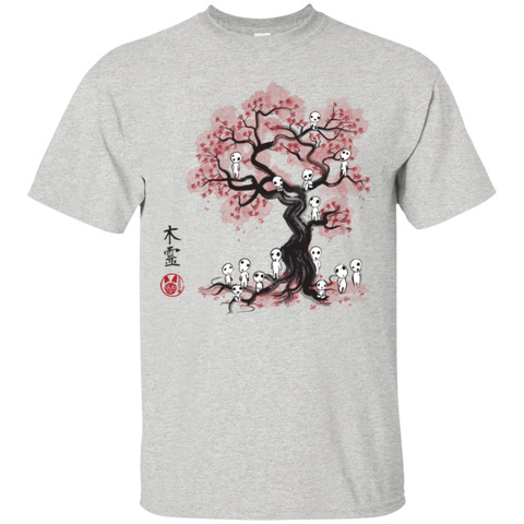 Forest Spirits Sumie T-Shirt