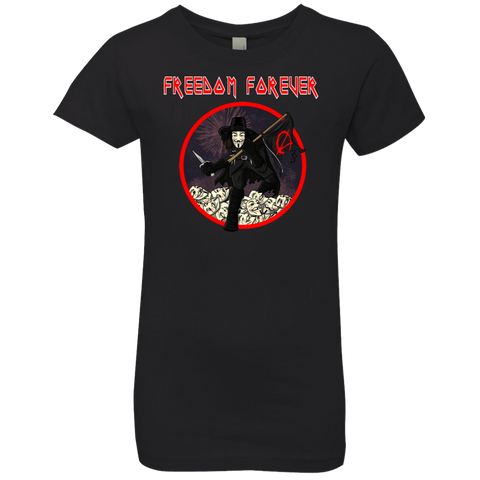 Freedom Forever Girls Premium T-Shirt