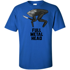 T-Shirts Royal / XLT Full Metal Head Tall T-Shirt