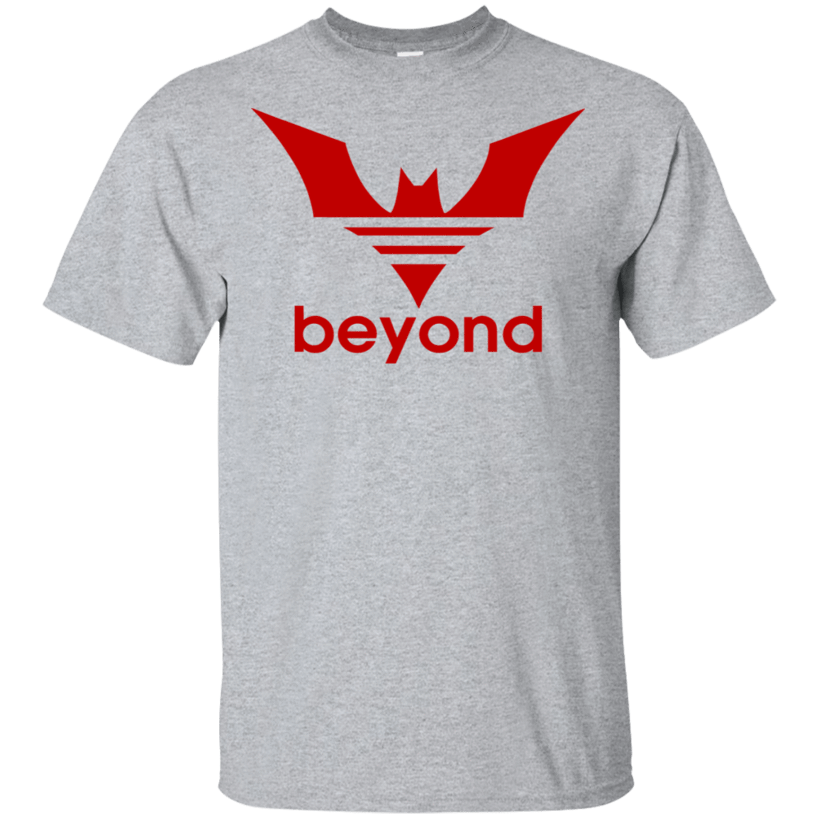 T-Shirts Sport Grey / S Future Bat Athletics T-Shirt