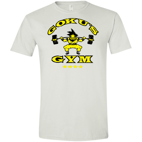 G's Gym version 2 Men's Semi-Fitted Softstyle