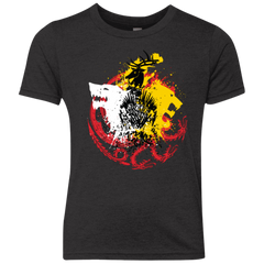 GAME OF COLORS Youth Triblend T-Shirt