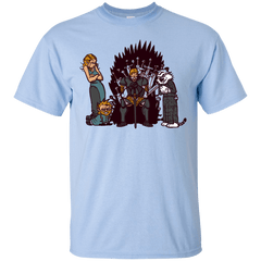 T-Shirts Light Blue / S Game Of Conspiracy T-Shirt