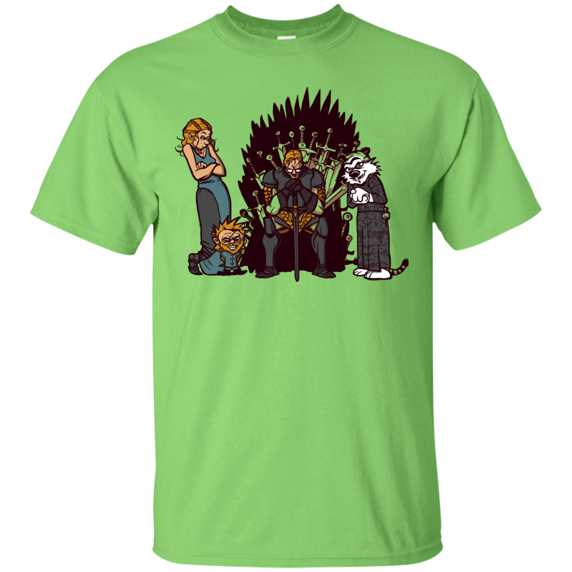T-Shirts Lime / S Game Of Conspiracy T-Shirt