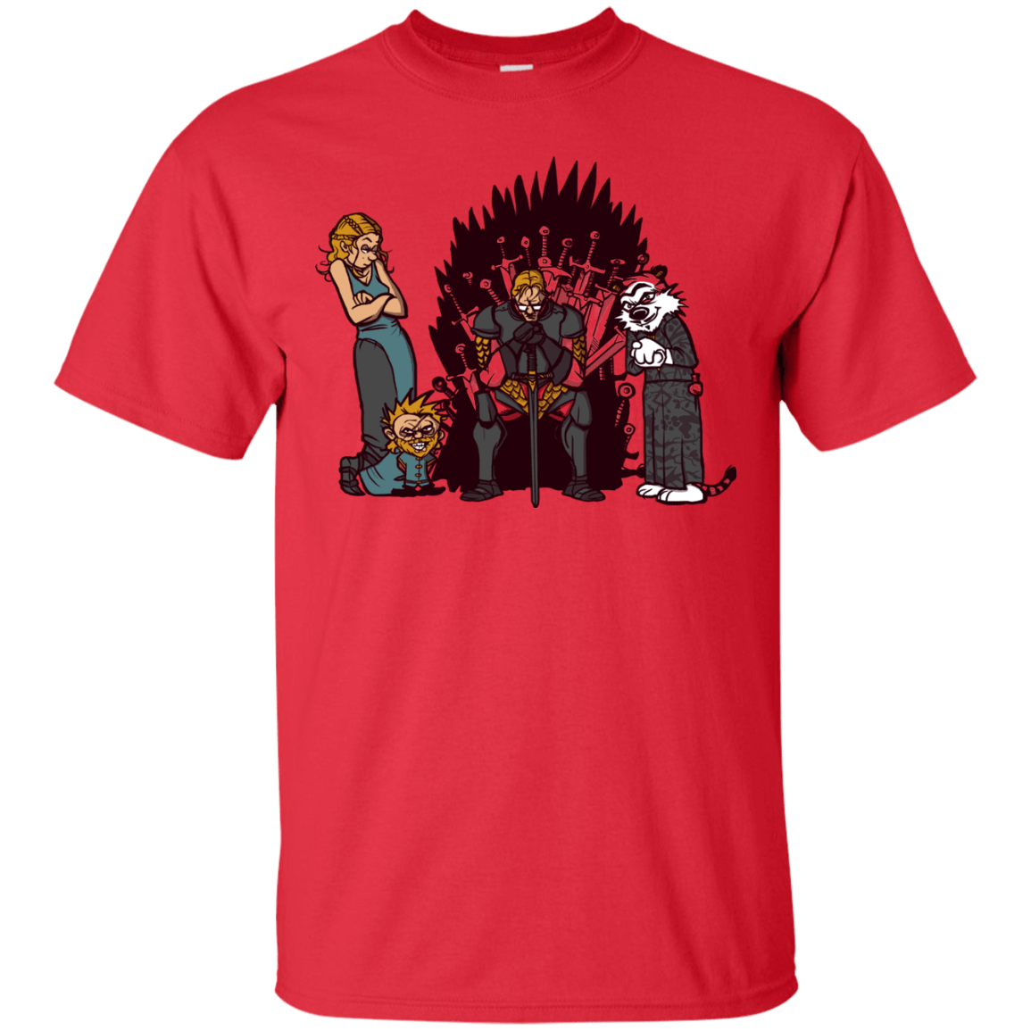 T-Shirts Red / S Game Of Conspiracy T-Shirt