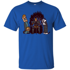 T-Shirts Royal / S Game Of Conspiracy T-Shirt