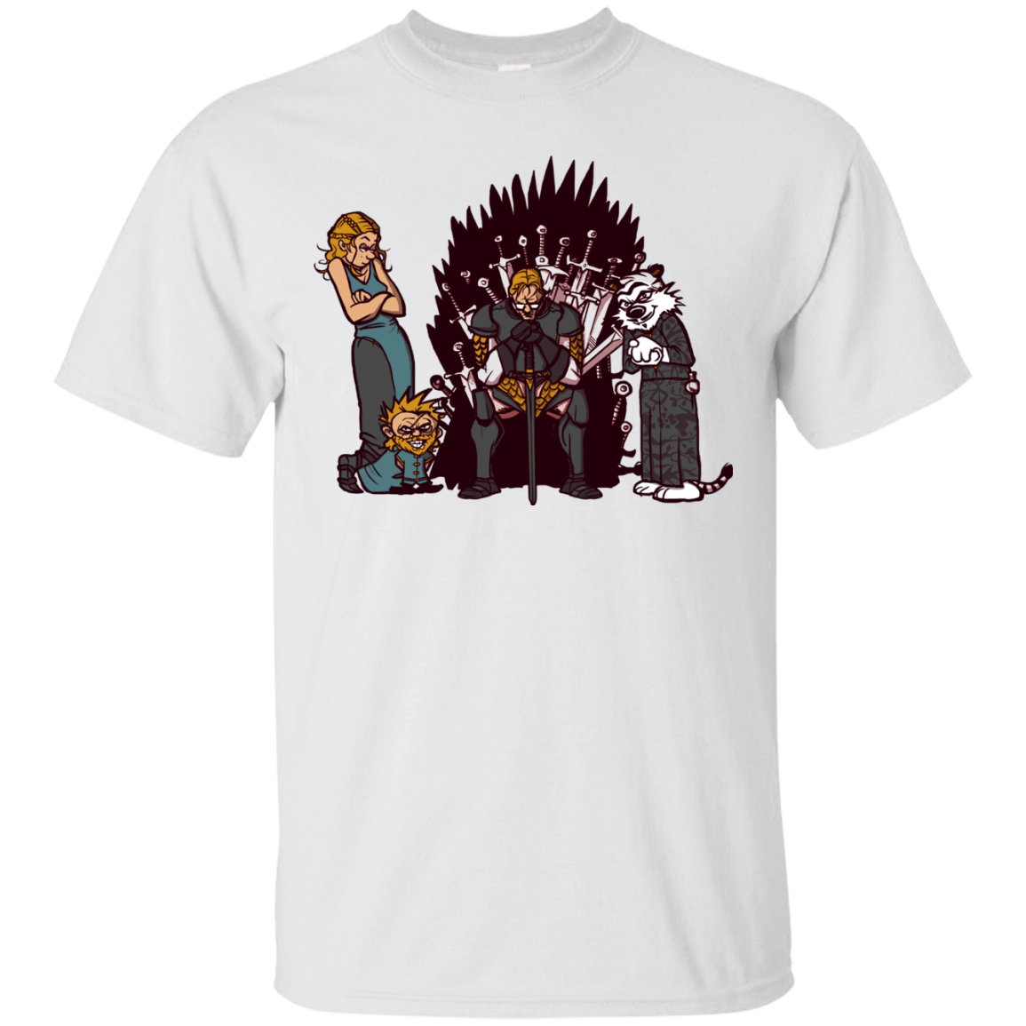 T-Shirts White / S Game Of Conspiracy T-Shirt